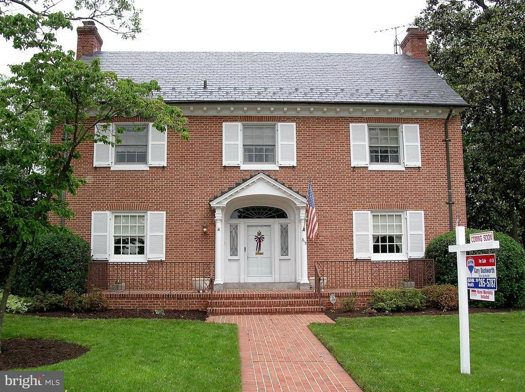 Elegant home with excellent construction quality - 313 SECOND ST W, FREDERICK