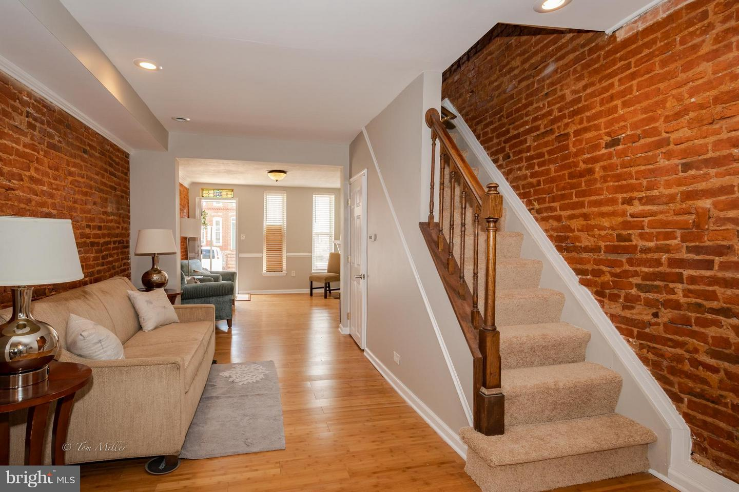 Photo of home for sale at 1215 Cross Street, Baltimore MD