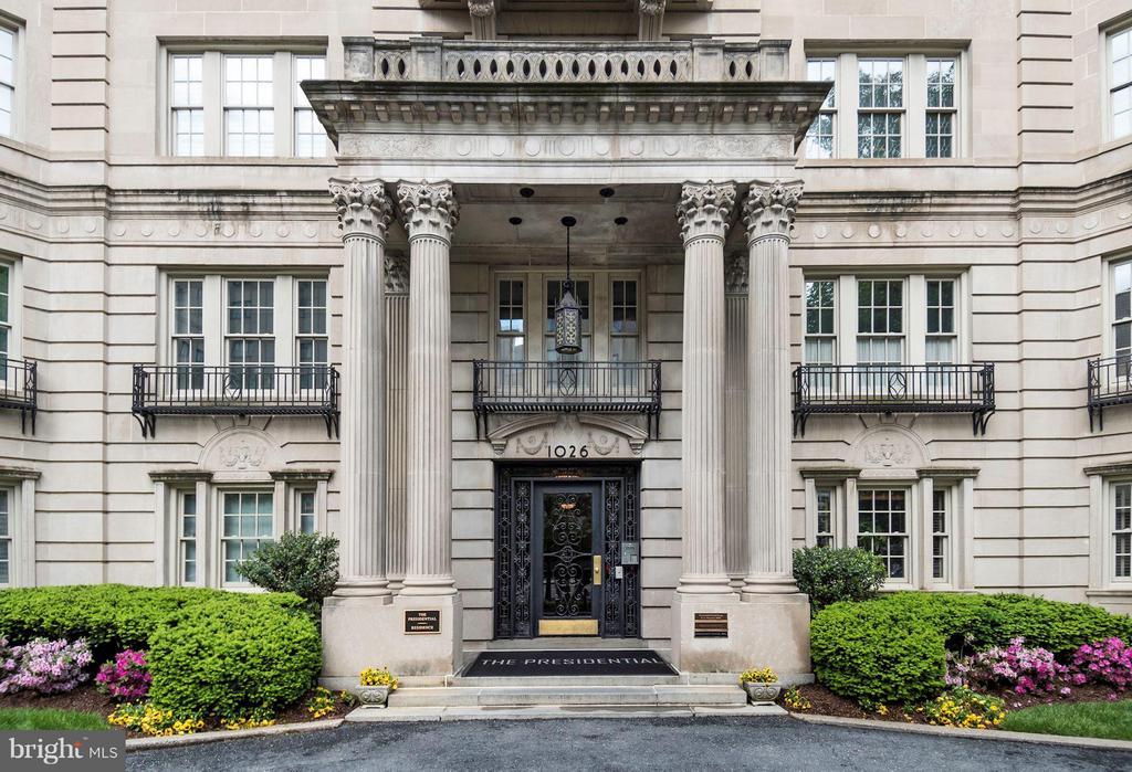 Exterior (General) - 1026 16TH ST NW #502/503, WASHINGTON