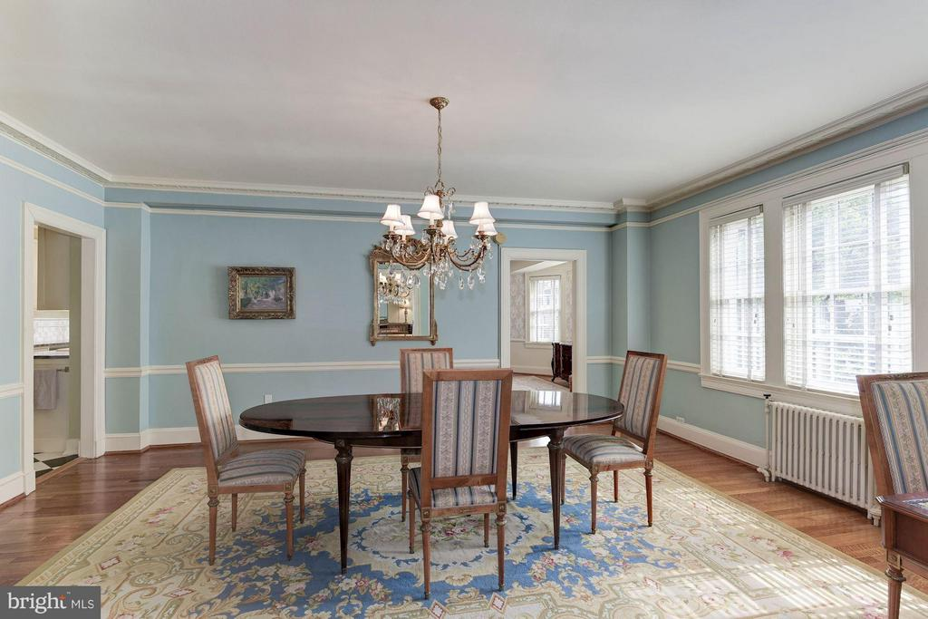 Dining Room - 1026 16TH ST NW #502/503, WASHINGTON