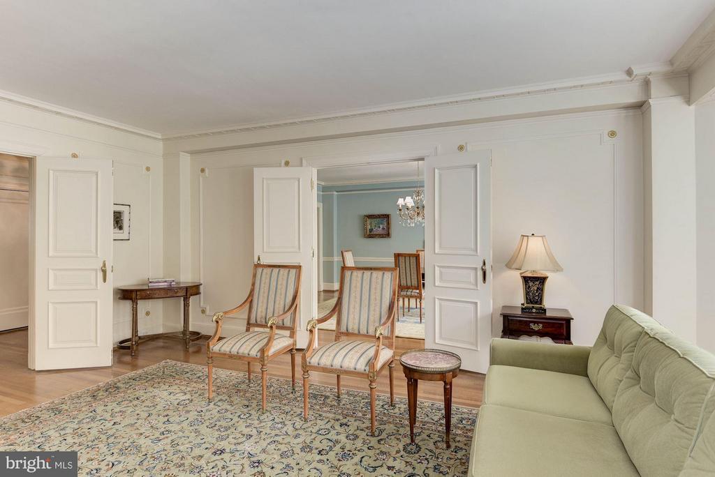 Living Room - 1026 16TH ST NW #502/503, WASHINGTON