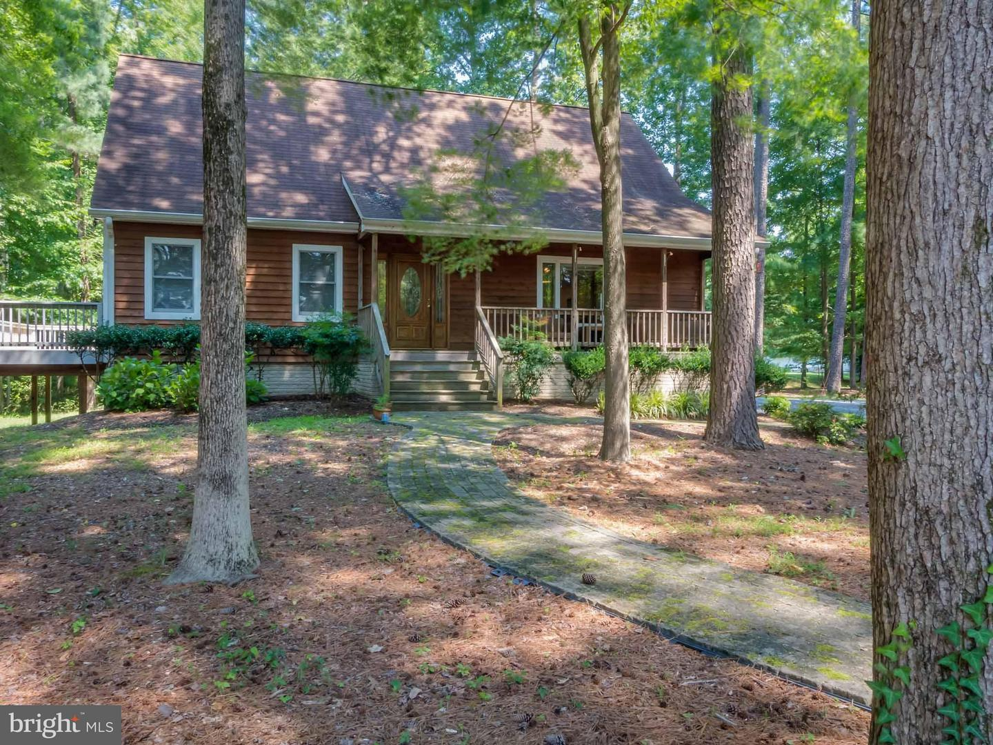 Photo of home for sale at 170 Bamboushay Lane, Dowell MD