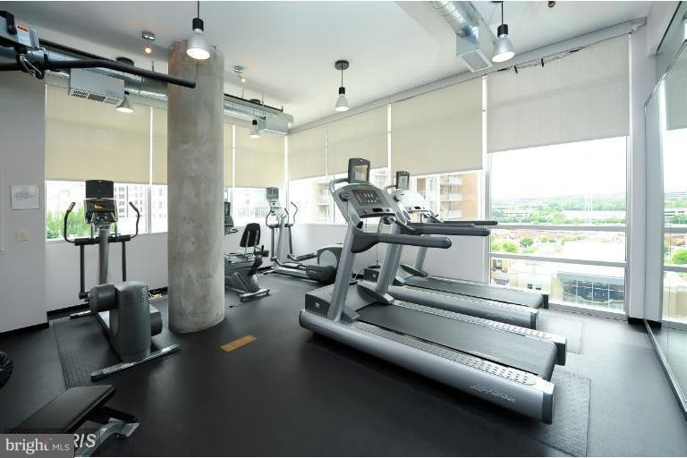 Gym in the Building - 12025 NEW DOMINION PKWY #108, RESTON