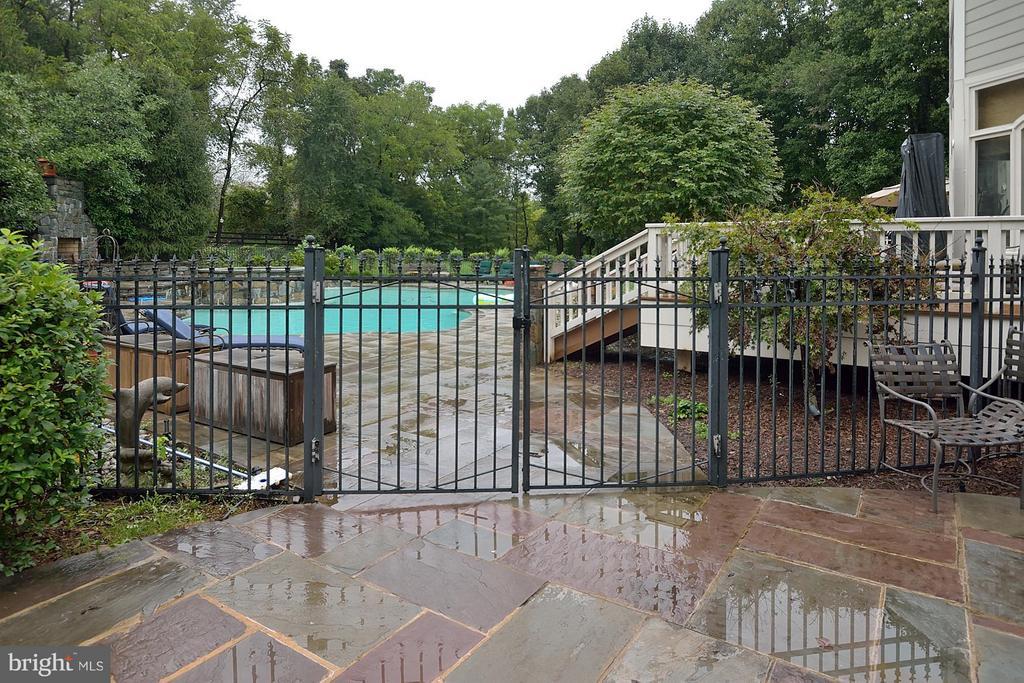 Backyard View - 634 RIVER BEND RD, GREAT FALLS