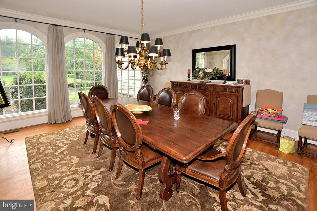 Dining Room - 634 RIVER BEND RD, GREAT FALLS