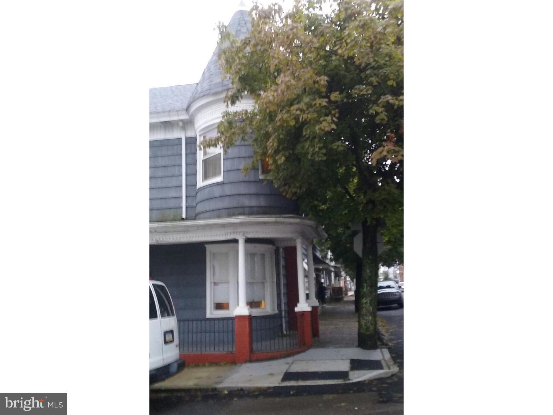 Single Family Home for Sale at 118 W OAK Street Shenandoah, Pennsylvania 17976 United States