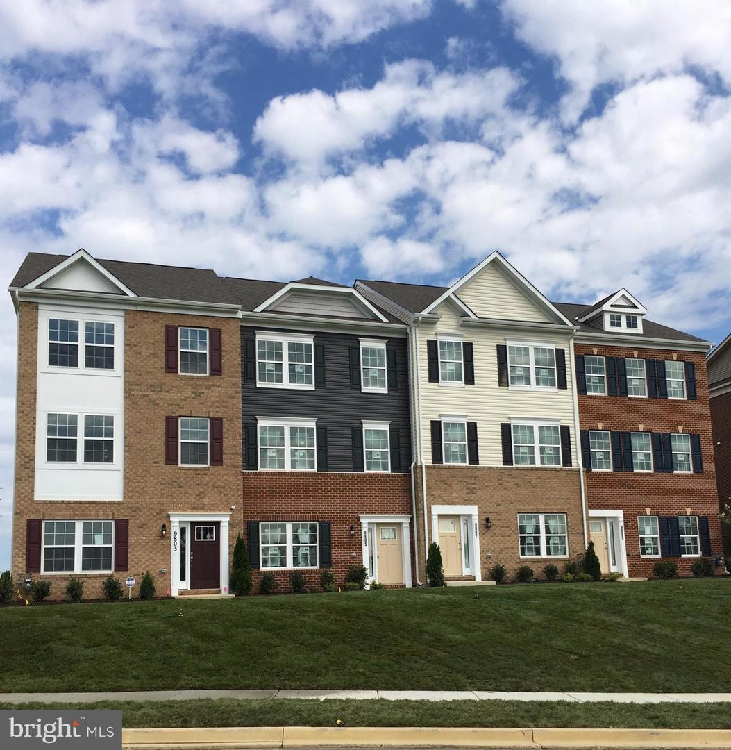 Photo of home for sale at 9722 Orkney Place, Waldorf MD