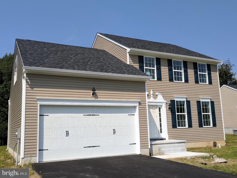 Photo of home for sale at 73 Fox Run Drive, Felton DE