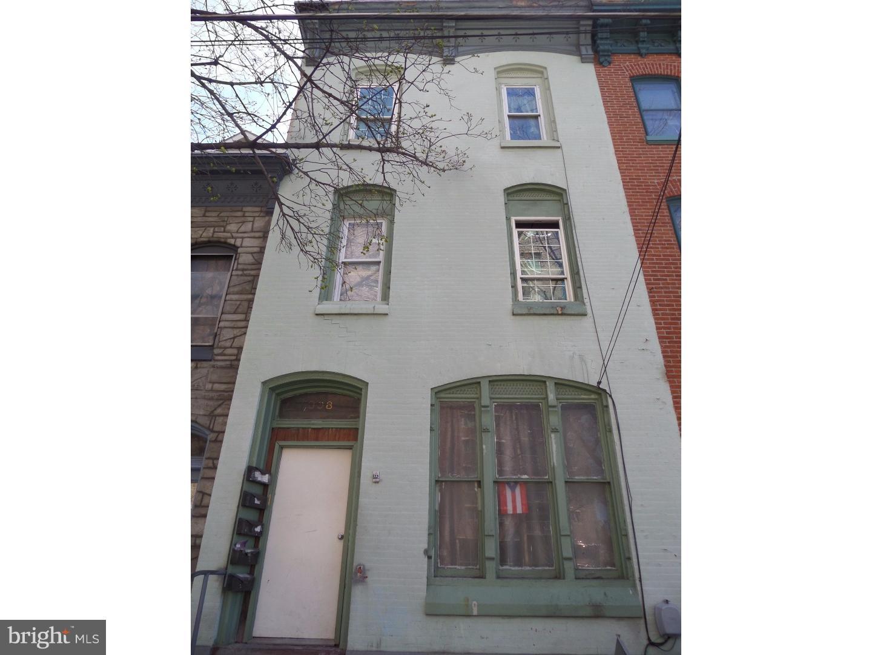 独户住宅 为 销售 在 808 FRANKLIN Street 雷丁, 宾夕法尼亚州 19602 美国