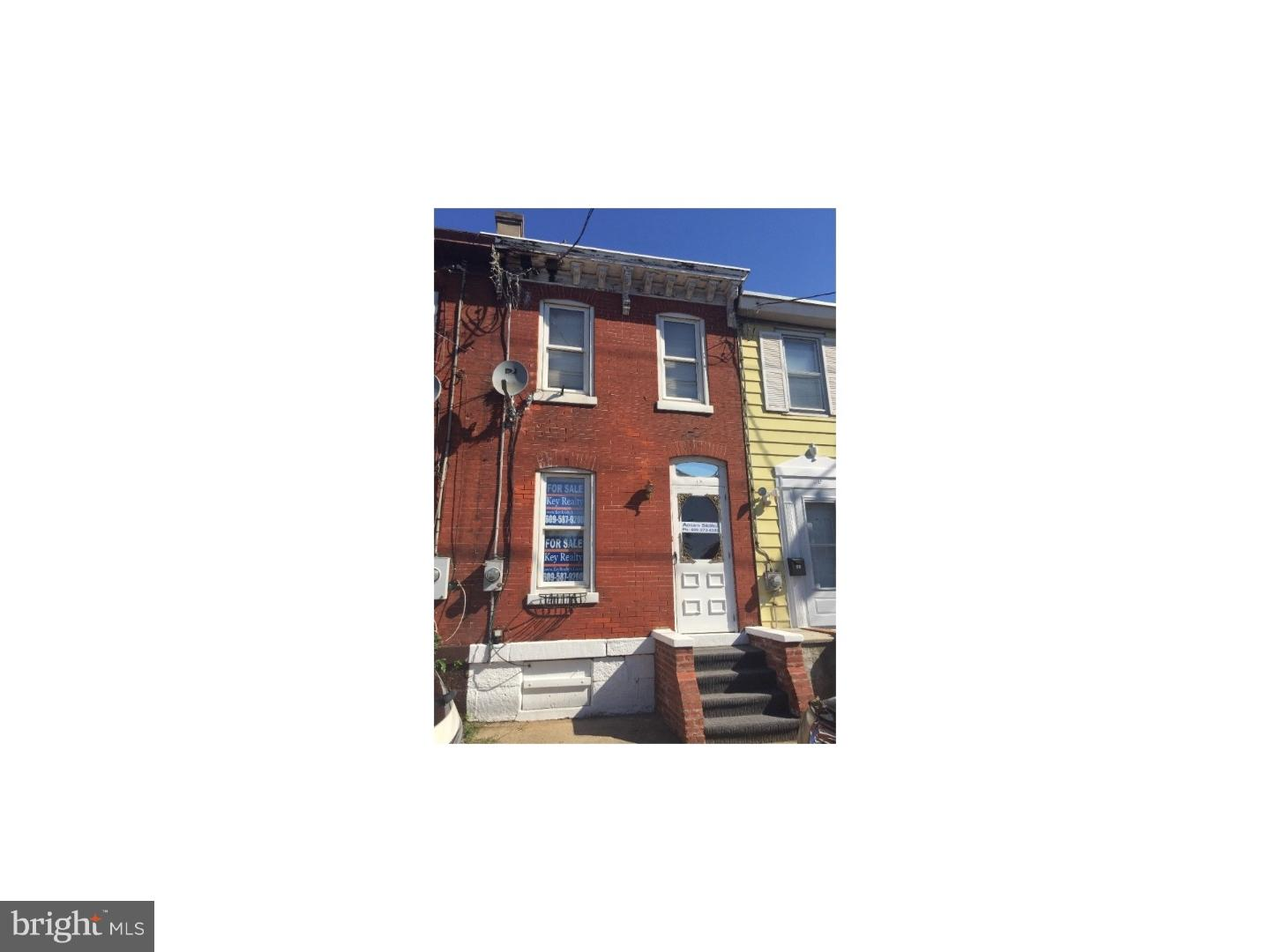 Single Family Home for Sale at 18 ADELINE Street Trenton City, New Jersey 08611 United States