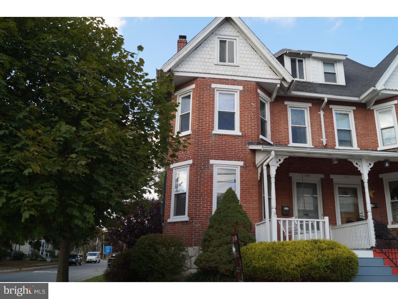 Enfamiljshus för Hyra vid 143 W MULBERRY Street Kennett Square, Pennsylvania 19348 Usa