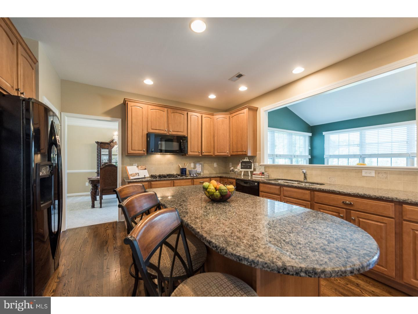Photo of home for sale at 1018 Powell Court, Bear DE