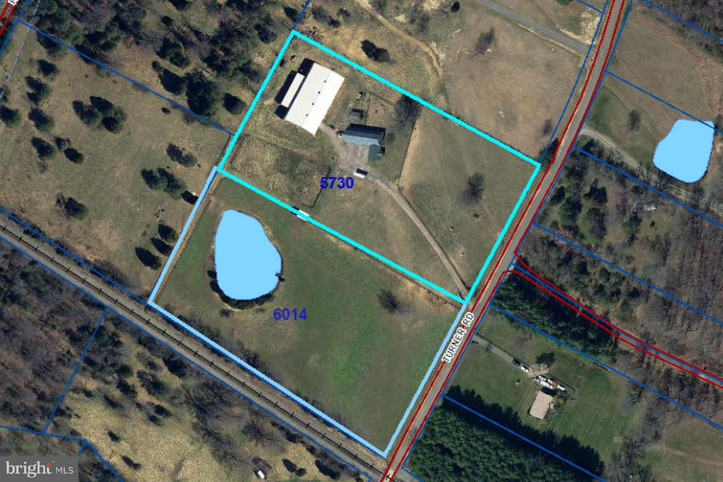 Farm for Sale at 5730 Turner Rd Broad Run, Virginia 20137 United States