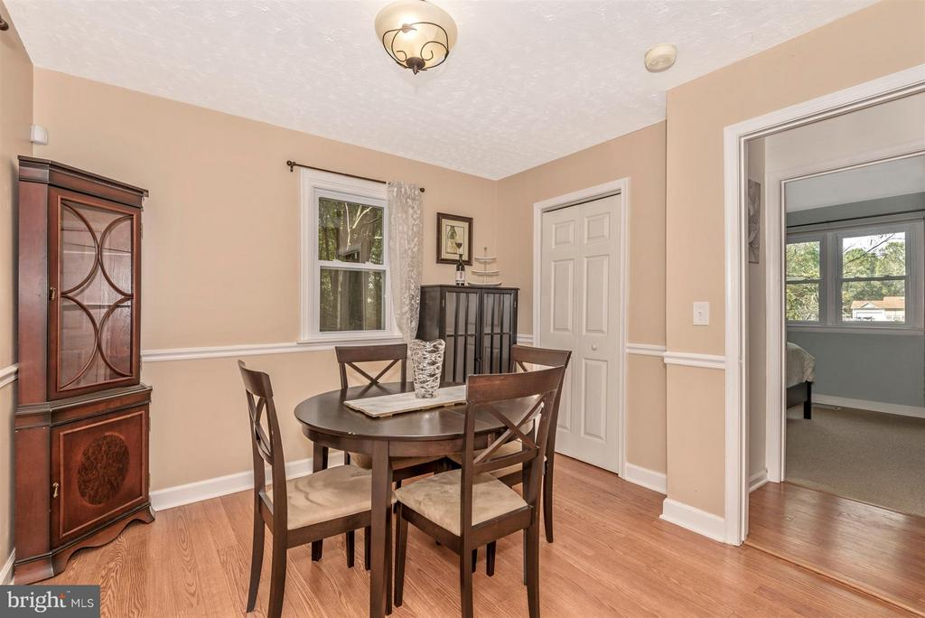 Dining Room - 6761 SLACKS RD, SYKESVILLE