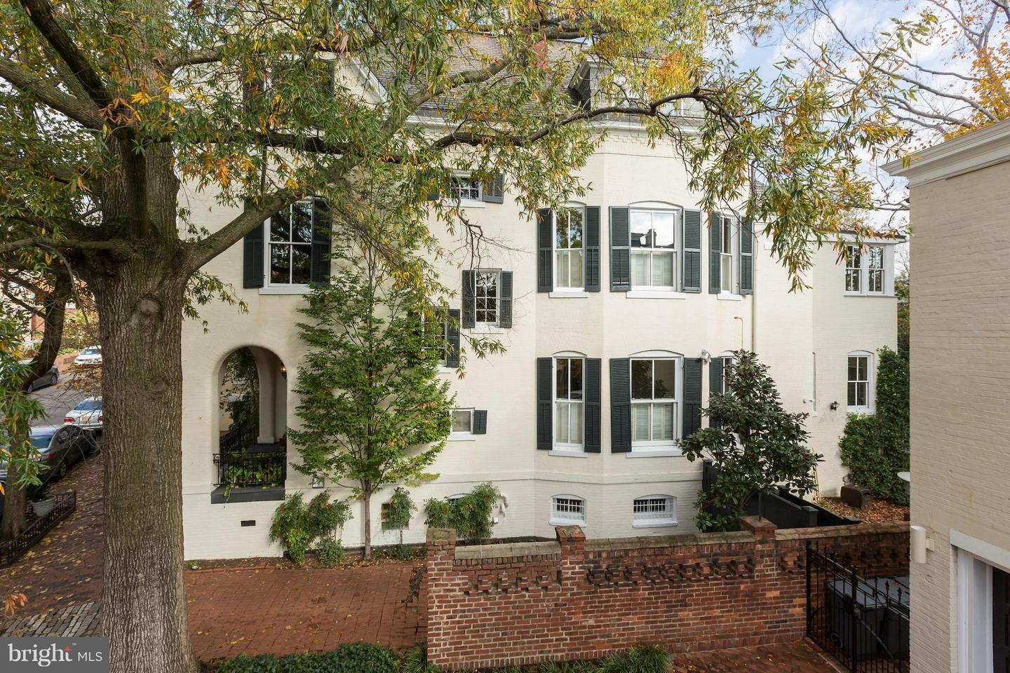 Single Family for Sale at 1515 31st St NW Washington, District Of Columbia 20007 United States