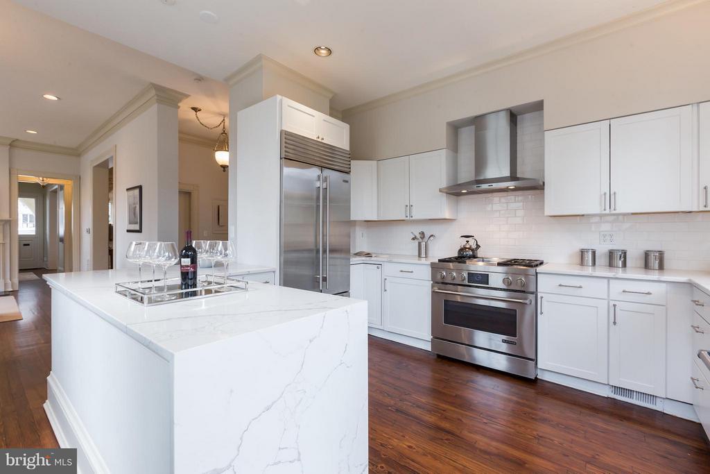 Kitchen - 1515 31ST ST NW, WASHINGTON