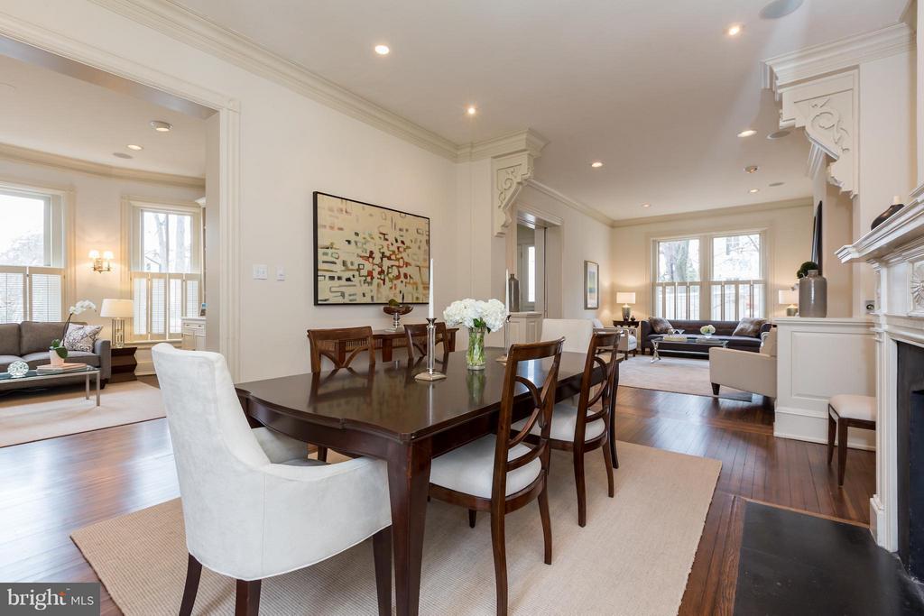 Dining Room - 1515 31ST ST NW, WASHINGTON