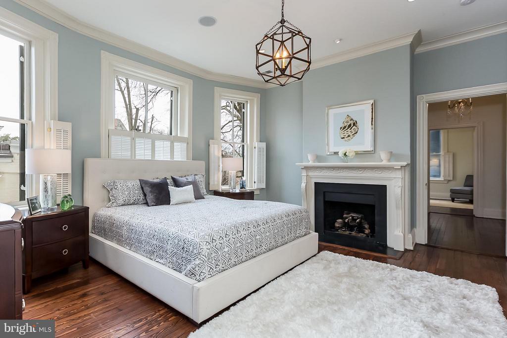Master Bedroom - 1515 31ST ST NW, WASHINGTON
