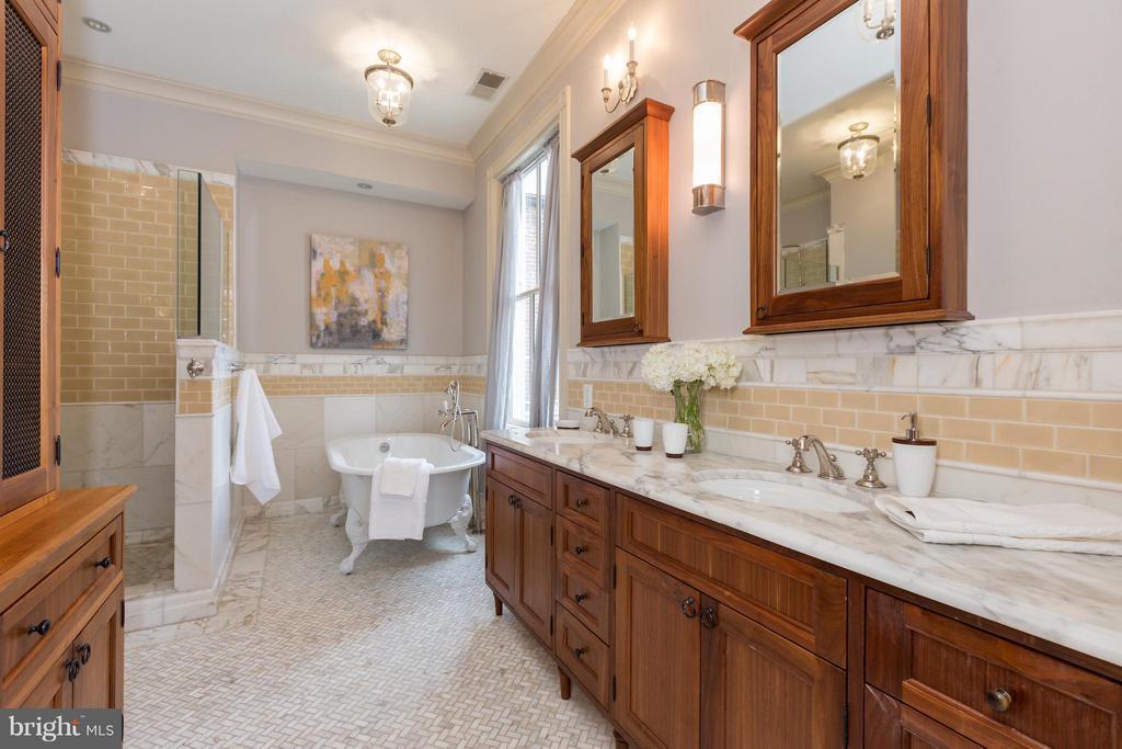 Master Bath - 1515 31ST ST NW, WASHINGTON