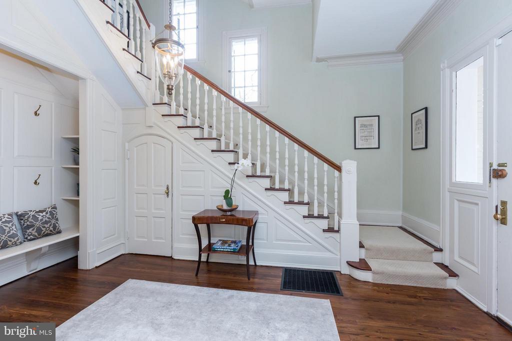Entry Foyer - 1515 31ST ST NW, WASHINGTON