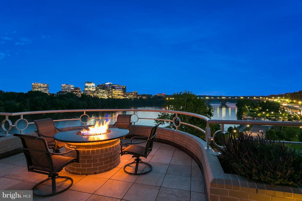 River and Park Overlook - 3030 K ST NW #PH217, WASHINGTON
