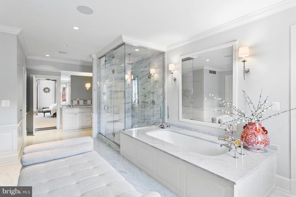 Master Bathroom - 3301 N ST NW, WASHINGTON