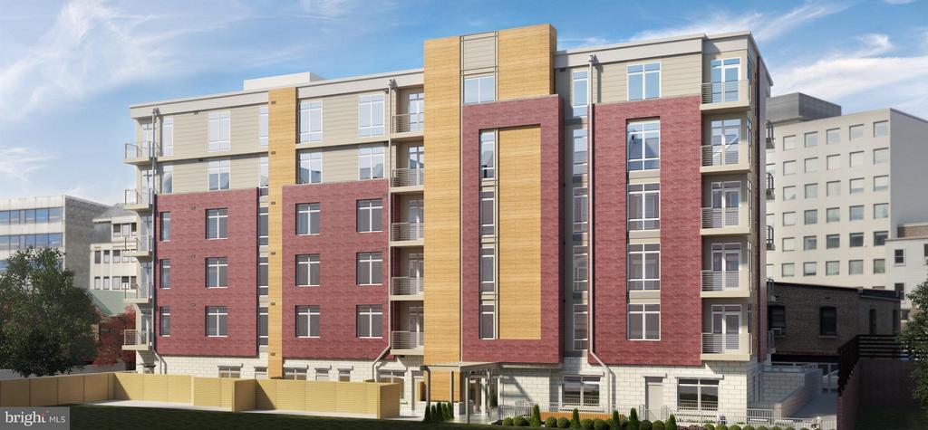 Exterior (Front) - 1745 N ST NW #303, WASHINGTON