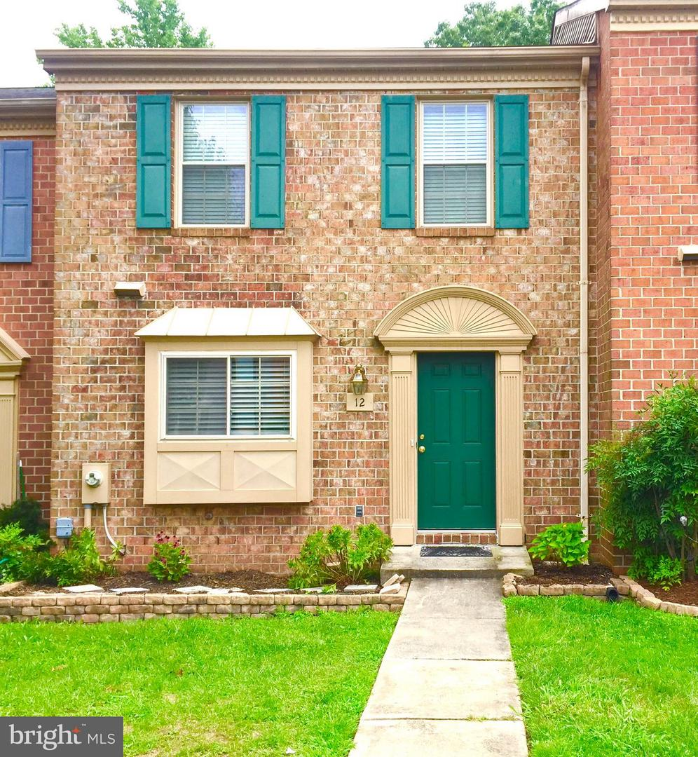 Other Residential for Rent at 12 Bryce Ct Nottingham, Maryland 21236 United States
