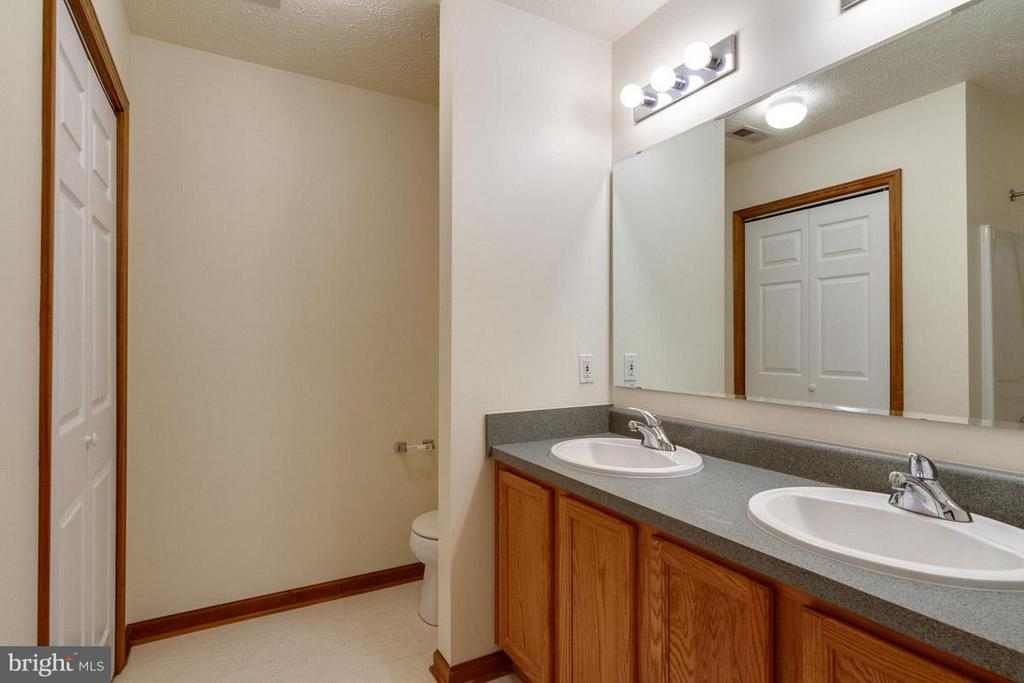 Upper 2nd Bath - 24197 TIMBER WOLF LN, UNIONVILLE