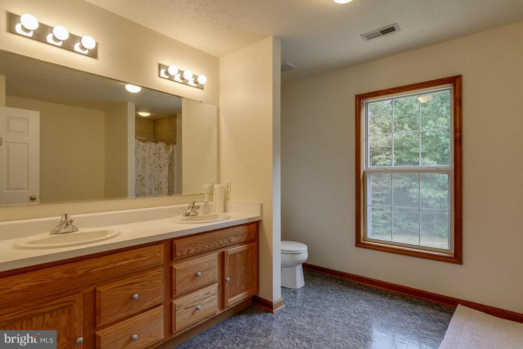 Dual Vanity, Sep Tub, Sep Shower Master Bath - 24197 TIMBER WOLF LN, UNIONVILLE