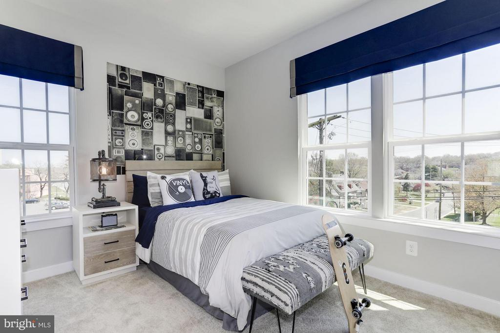 Bedroom - 4705 CREST VIEW DRIVE #111D, HYATTSVILLE