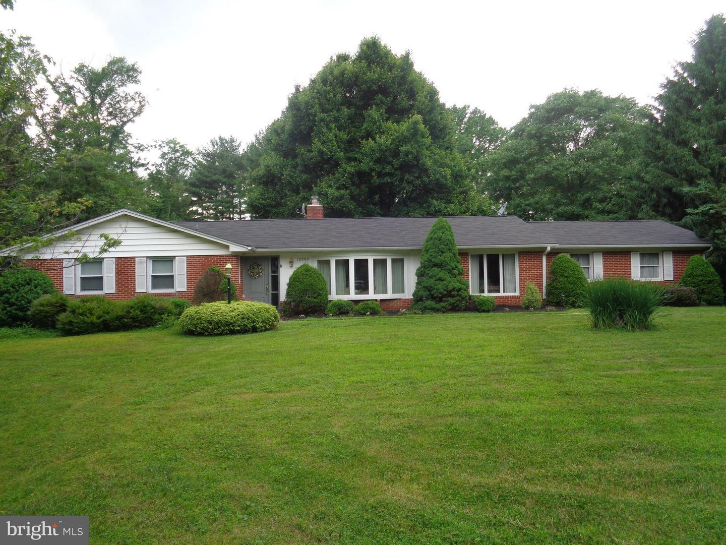 Single Family for Sale at 12900 Manor Rd Glen Arm, Maryland 21057 United States