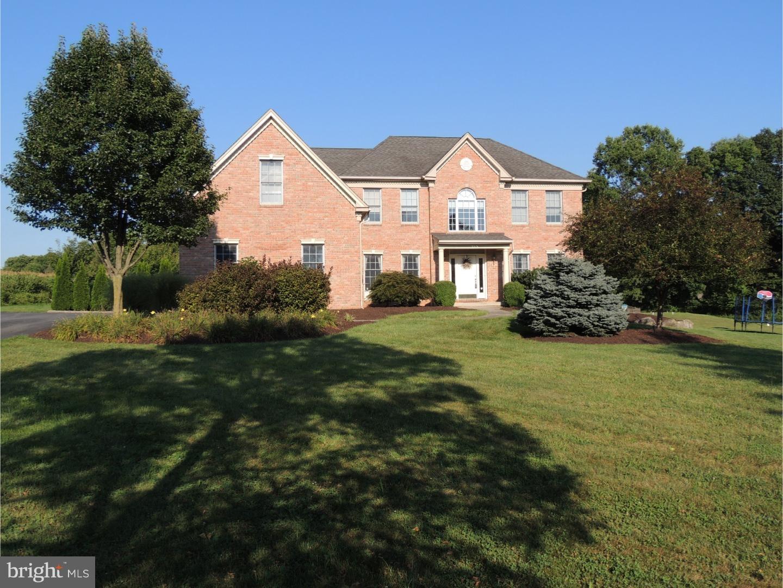 Single Family Home for Sale at 155 FOX RUN Easton, Pennsylvania 18042 United States