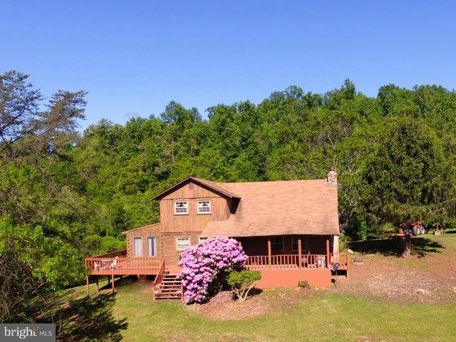 Farm for Sale at 121 Winesap Ln Huntly, Virginia 22640 United States