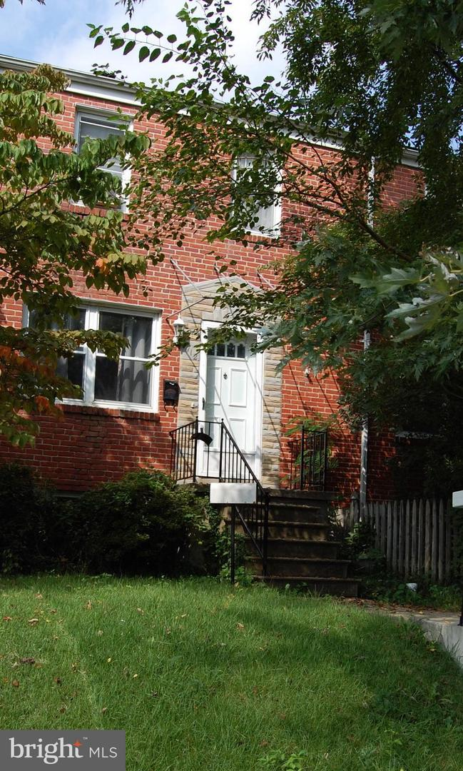 Single Family for Sale at 1712 Red Oak Rd Baltimore, Maryland 21234 United States