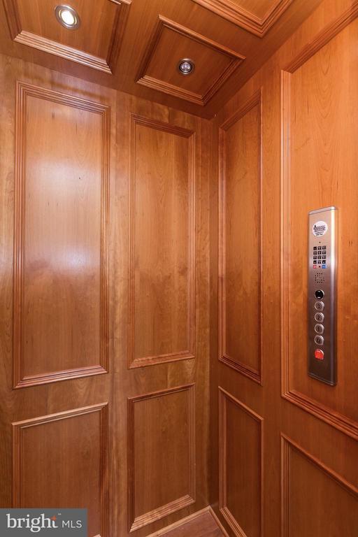 Elevator - 9034 BRONSON DR, POTOMAC