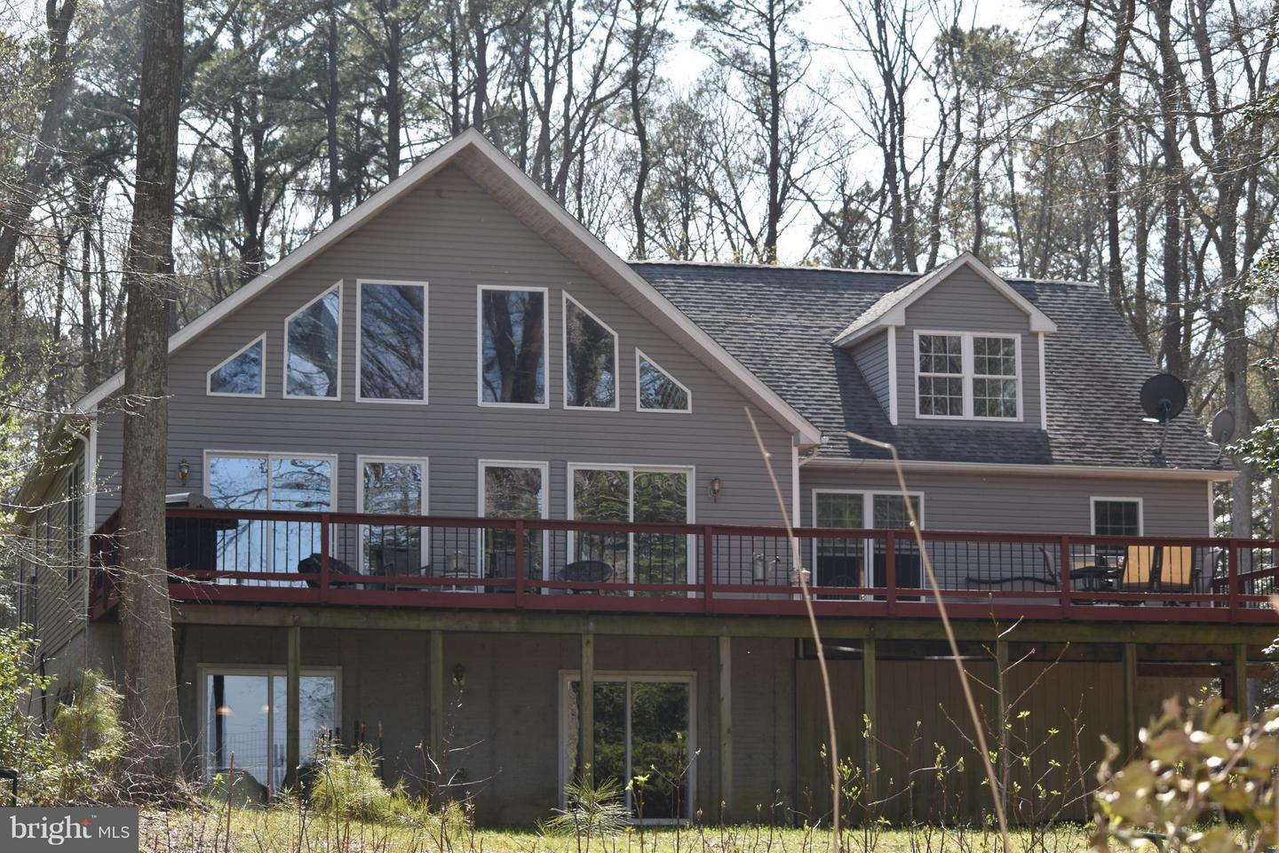 Single Family for Sale at 18480 Shipwreck Way Dameron, Maryland 20628 United States