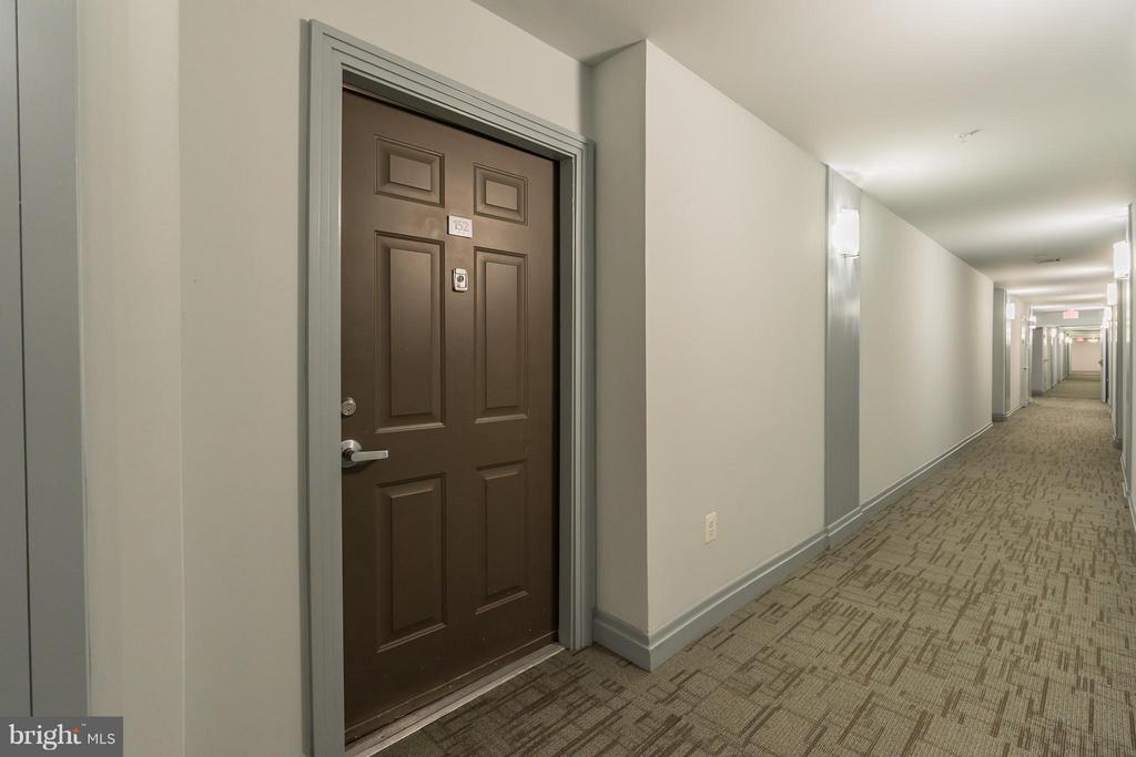 Elevator from Garage is Close By*TWO GARAGE SPOTS! - 12001 MARKET ST #152, RESTON