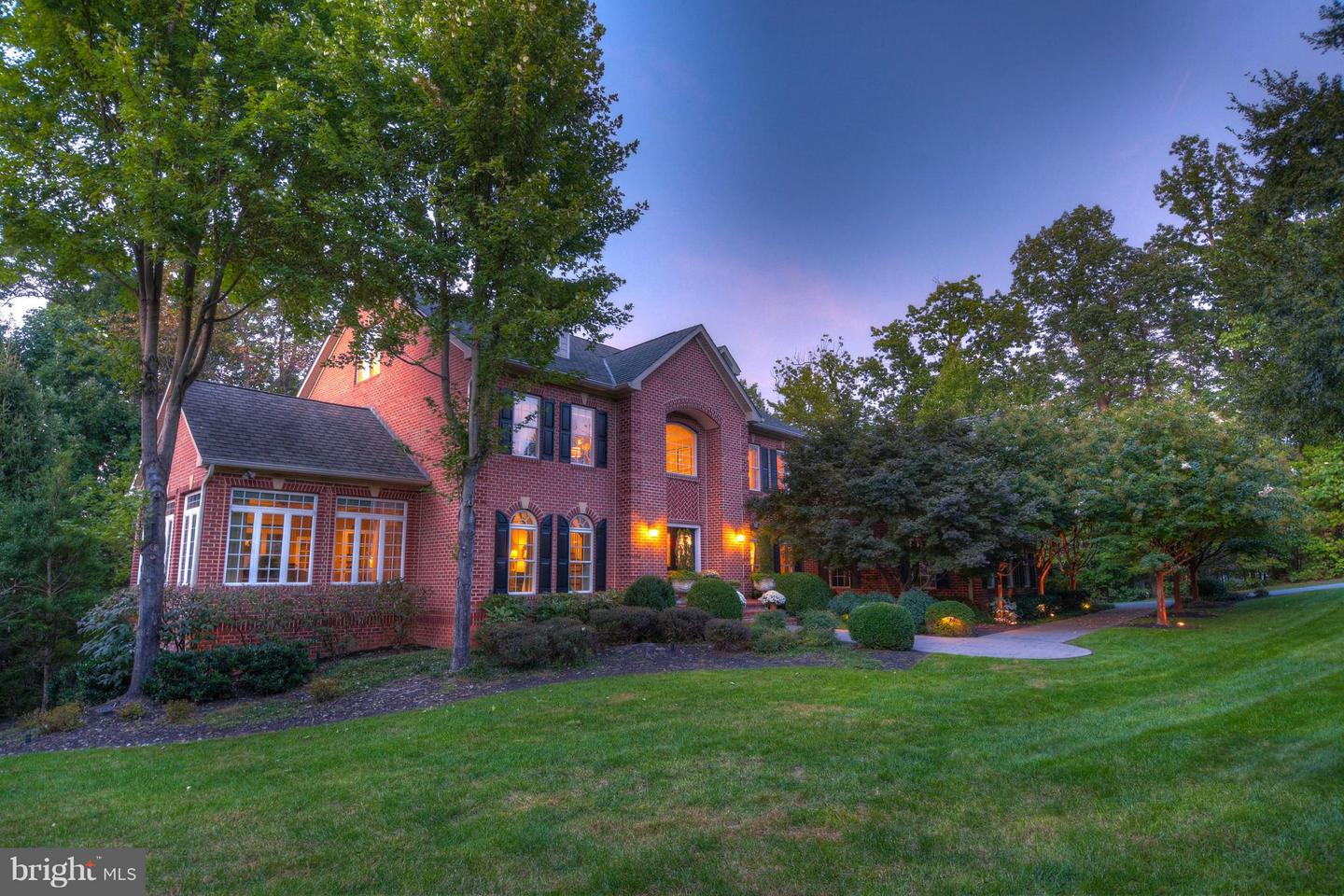 Single Family for Sale at 6 Huntersworth Ct Owings Mills, Maryland 21117 United States