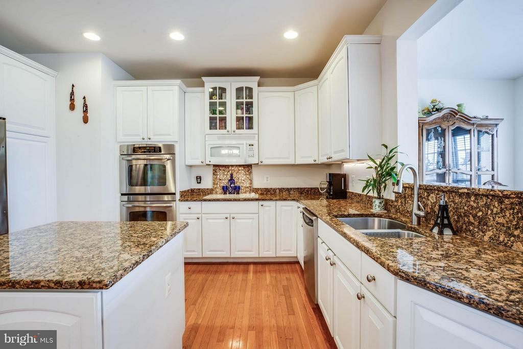 Granite counters and stainless appliances - 49 PIKE PL, STAFFORD