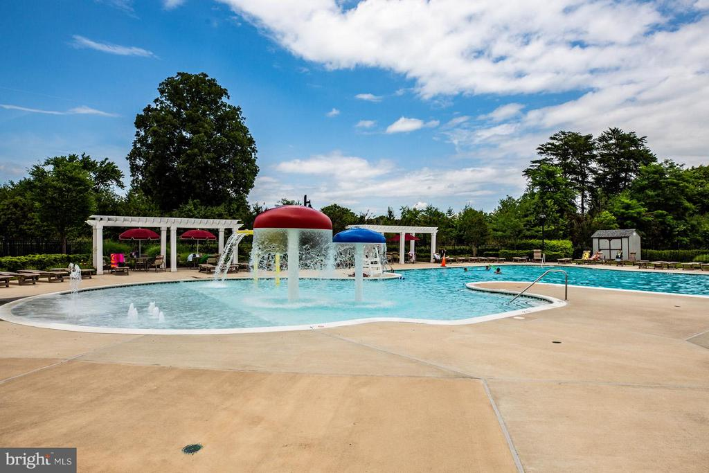 Take a dip in the community pool! - 49 PIKE PL, STAFFORD