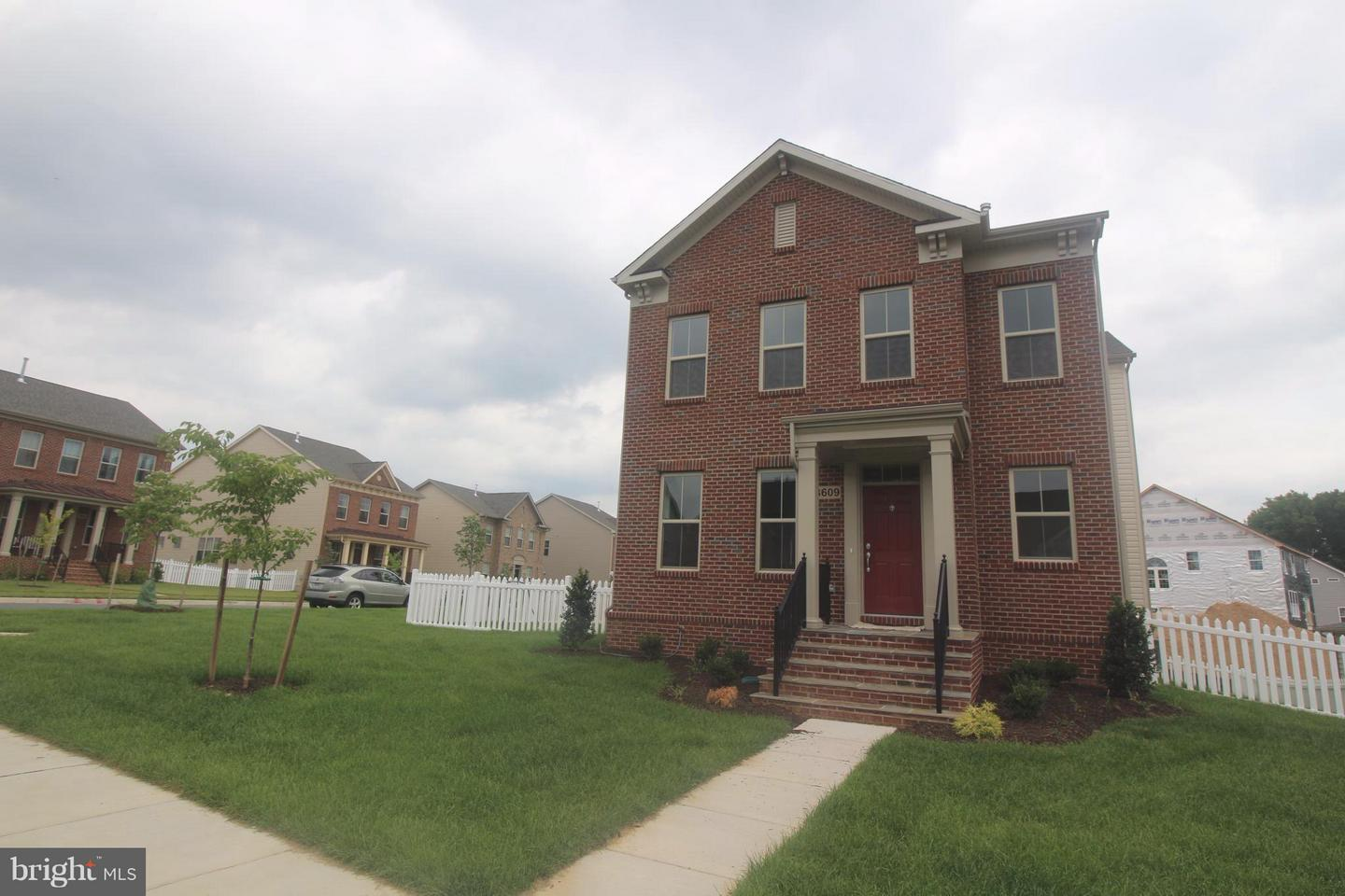 Photo of home for sale at 13609 Soaring Wing Lane, Silver Spring MD