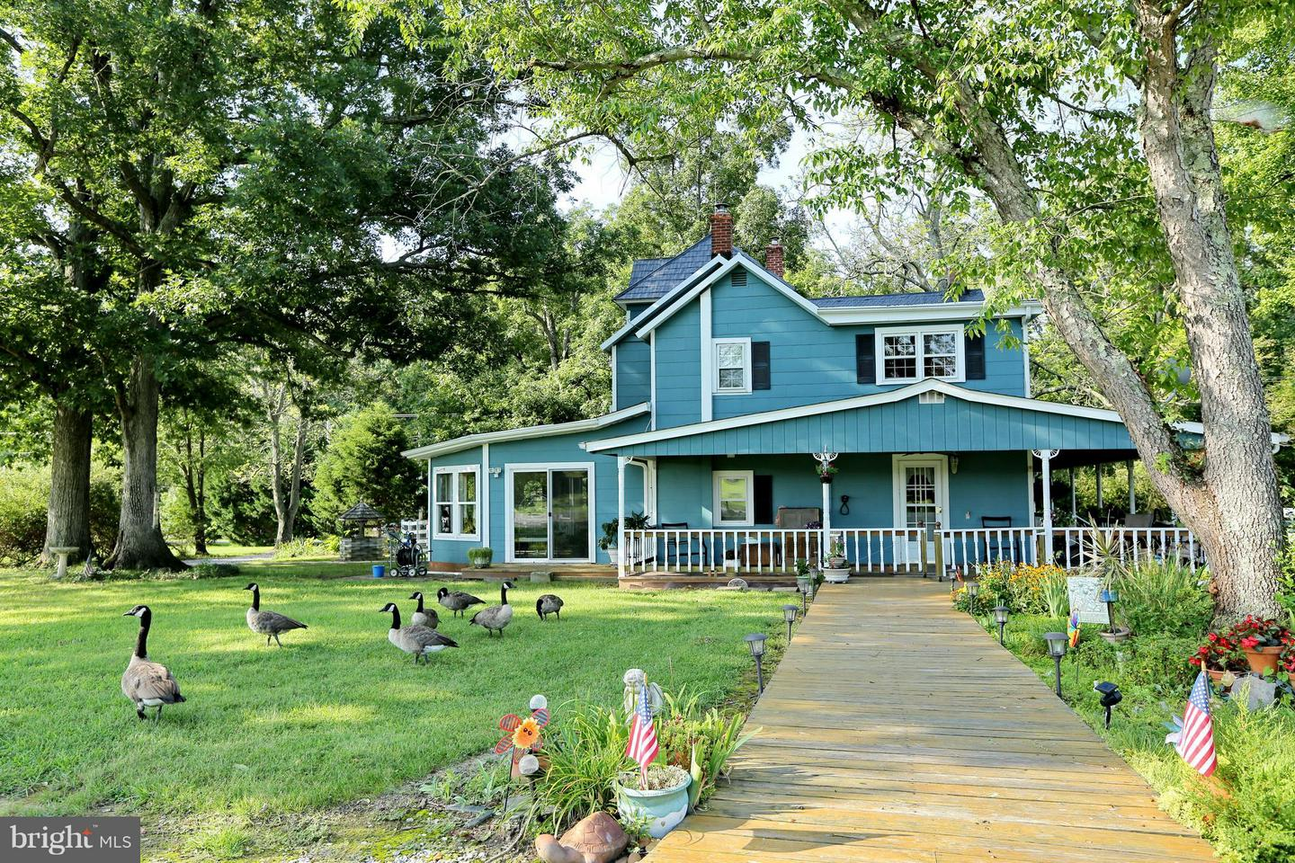 Farm for Sale at 2010 Liverpool Point Rd Nanjemoy, Maryland 20662 United States
