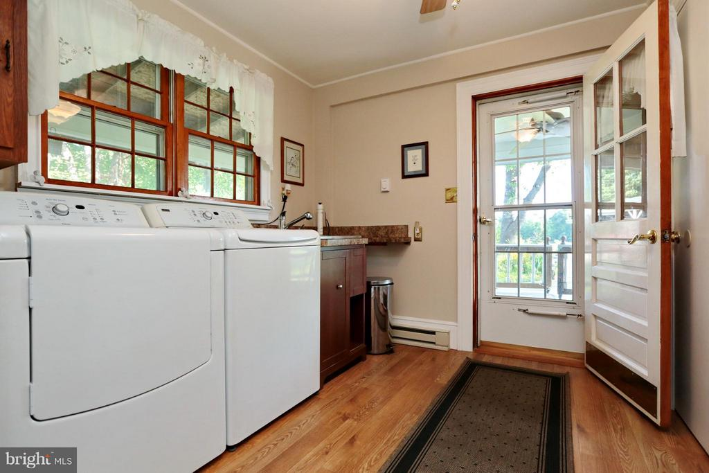 Mud Room/Laundry Room - 2010 LIVERPOOL POINT RD, NANJEMOY