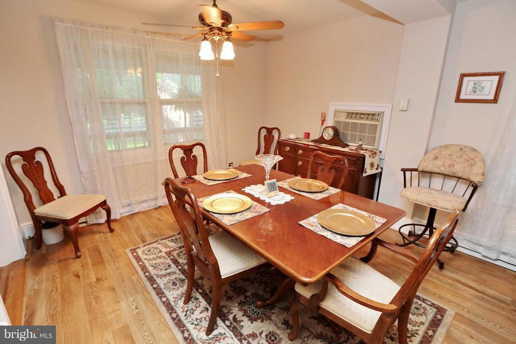 Dining Room - 2010 LIVERPOOL POINT RD, NANJEMOY