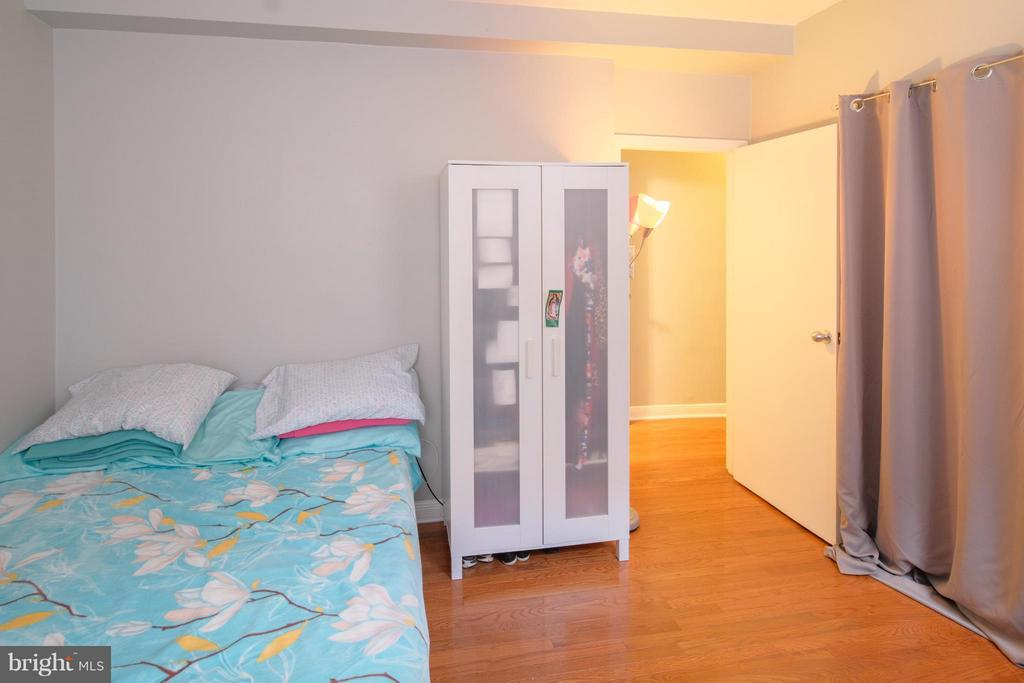 Bedroom - 1436 W ST NW #204, WASHINGTON