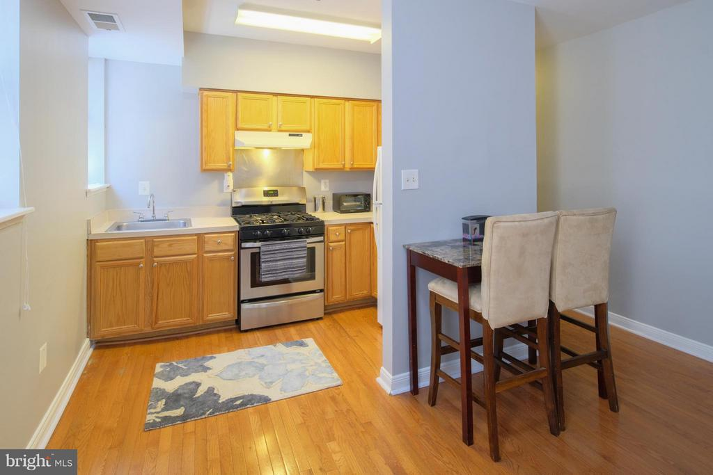 Kitchen - 1436 W ST NW #204, WASHINGTON