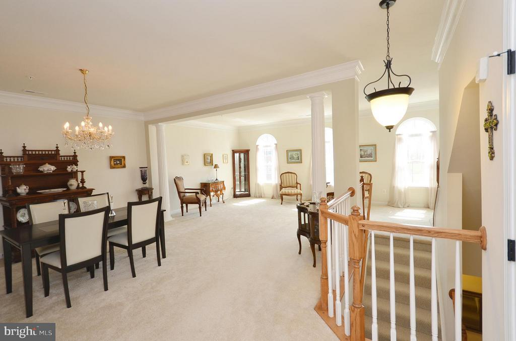 Dining Room - 21627 ROMANS DR, ASHBURN
