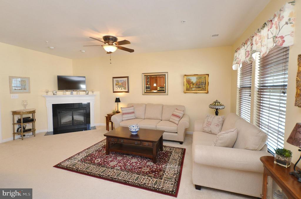 Spacious Family Room - 21627 ROMANS DR, ASHBURN