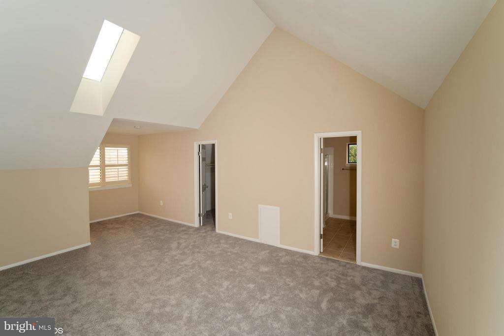 Bedroom (Master) - 11509 AMHERST AVE #201, SILVER SPRING